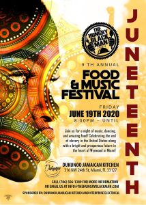 Celebrate Juneteenth in South Florida