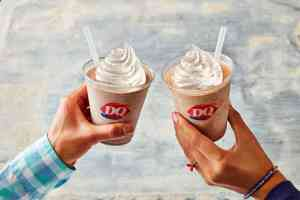 Dairy Queen: Buy-one-get-one free shake for 1 day only!