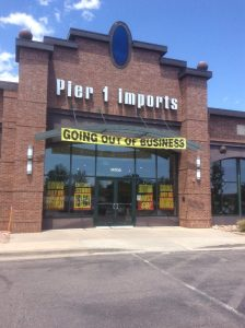 Pier 1 Imports' Going-Out-Of-Business Sale: Now up to 50% off