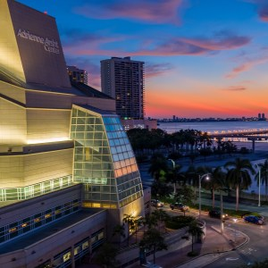 Free live events return to Arsht Center at outdoor plaza