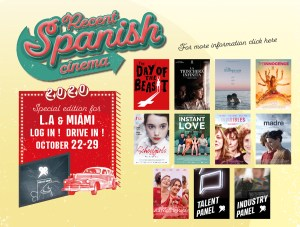 Ole! Watch Spanish cinema series at the drive-in and virtually