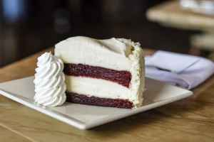 Today only: $5 slice at The Cheesecake Factory