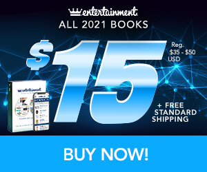 Entertainment Book Cyber Monday deal: Deep discount for 2021 edition