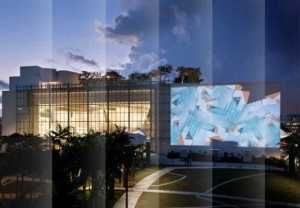 Enjoy free movies every week at Miami Beach's SoundScape Park