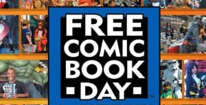 Free Comic Book Day won't be in May, but it's been rescheduled for 2021