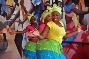 Free Little Haiti Book Festival every Sunday in May