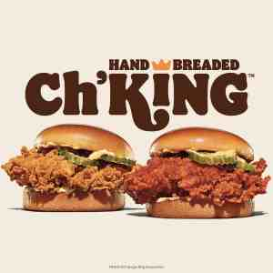 Burger King: Try new chicken sandwich & get a free Whopper